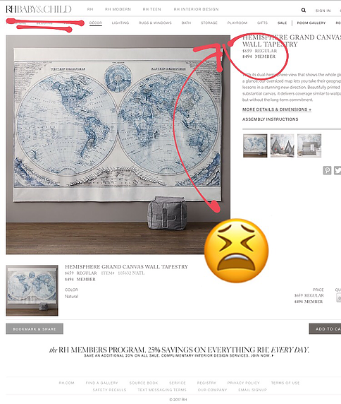 Where to find restoration hardware prints for cheap in the house rh map wp 2 gumiabroncs Images